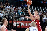 сборная России, сборная Украины, Чемпионат Европы по баскетболу-2015