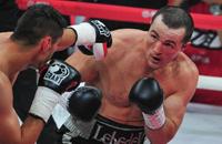 IBF, WBA, результаты, объединительные бои, первый тяжелый вес, Денис Лебедев, Виктор Рамирес