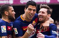 Барселона, Реал Мадрид, Валенсия, Севилья, Сельта, Вильярреал, Депортиво, Хетафе, Атлетико, Атлетик, Бетис, Эспаньол, Реал Сосьедад, Леванте, Ла Лига, Лас-Пальмас, Спортинг Хихон, Райо Вальекано, Малага, Эйбар, Гранада