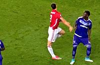 Манчестер Юнайтед, Златан Ибрагимович, Лига Европы, травмы