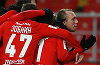Глушаков опять приносит «Спартаку» победу