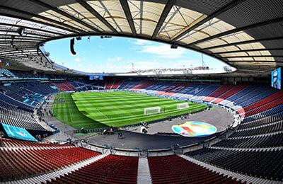 стадионы, Хэмпден Парк, Куинз Парк, Евро-2020, сборная Шотландии по футболу, болельщики, высшая лига Шотландия