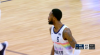 Great dish from Will Barton