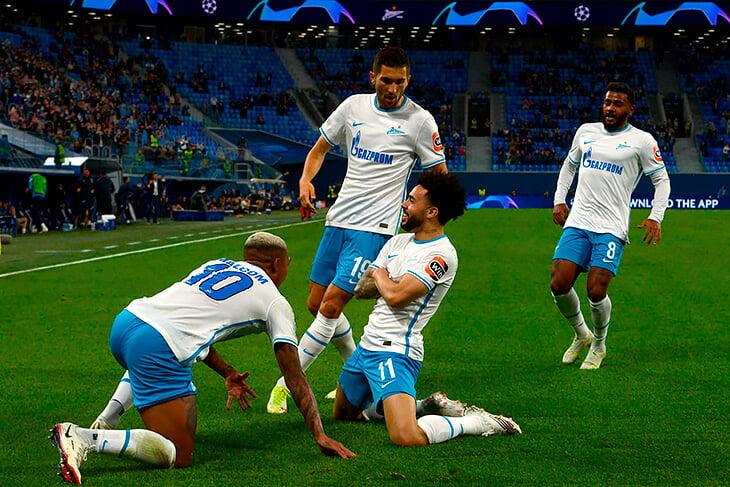 4:0 – самая крупная победа «Зенита» в ЛЧ. Убрали «Мальме» быстрыми атаками