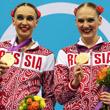 сборная России (синхронное плавание), Светлана Ромашина, Лондон-2012, Наталья Ищенко, синхронное плавание