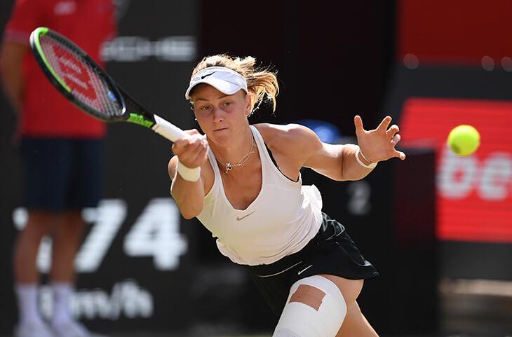 У России новая чемпионка в теннисе – Людмила Самсонова (с детства живущая в Италии). Она запредельно агрессивная и мощная