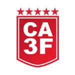 CA 3 de Febrero - logo