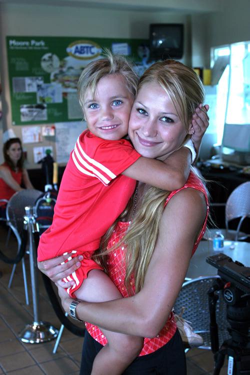 Американка из Москвы в детстве плела косы Курниковой, а теперь выиграла Australian Open
