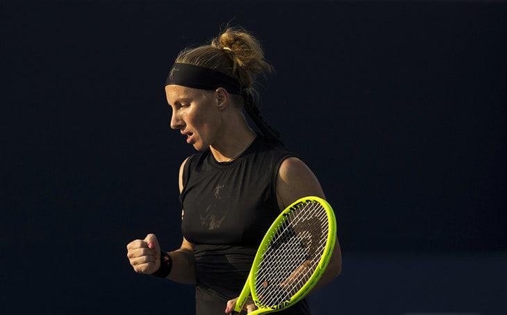 Кузнецова спасла карьеру за две недели: 5 побед над топами, полуфинал Цинциннати и возвращение в сотню
