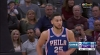 A bigtime dunk by Ben Simmons!