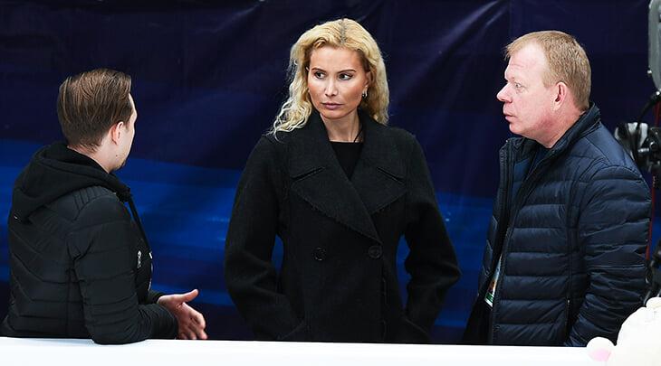От Тутберидзе уходят со скандалами: Этери показывала переписки с Медведевой, обижалась на Липницкую, а теперь винит Косторную