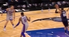 Great dish from D.J. Augustin