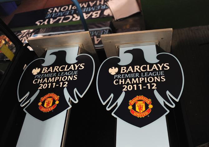 Трансформеры-2012. «Манчестер Юнайтед»