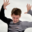 Максим Ковтун, мужское катание, чемпионат Европы по фигурному катанию, сборная России