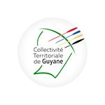 French Guiana - logo
