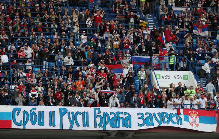 Сборная Сербии по футболу, Сборная Швейцарии по футболу, ЧМ-2018, Джердан Шакири, Гранит Джака, политика