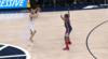 Big dunk from Donovan Mitchell