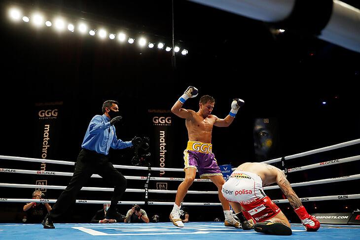 Головкин семь раундов провозился с Шереметой, но не добил его. С таким боксом против Канело делать нечего