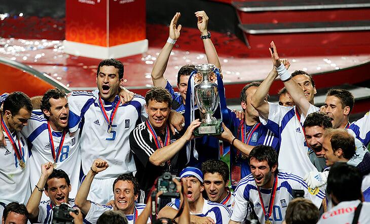 Греция на Евро-2004 не была автобусом. Этот миф придумали постфактум