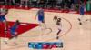 CJ McCollum 3-pointers in Portland Trail Blazers vs. Dallas Mavericks