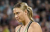 WTA, Мария Шарапова