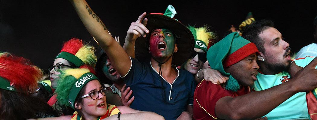А что если португальцы играли бы за этнически свои сборные в Африке? В мире стало бы на три сильных команды больше –фантазируем