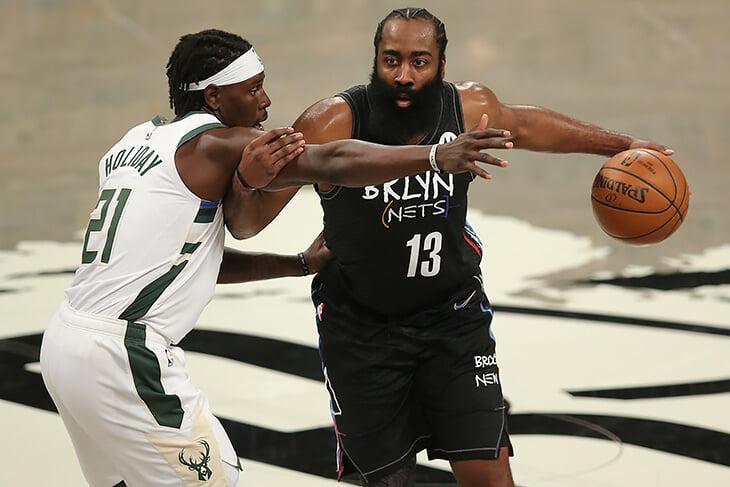 Седьмая игра между «Бруклином» и «Милуоки» – почти досрочный финал НБА. Кому победа сегодня нужнее всего?