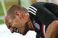 Бавария, Арьен Роббен, сборная Голландии по футболу, травмы