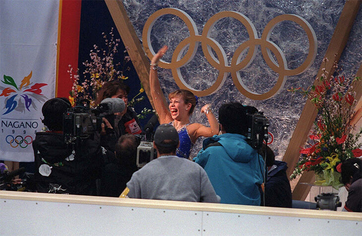 Тара Липински – американская Загитова: выиграла Олимпиаду в 15 (хотя все обожали ее соперницу) и укатила за красивой жизнью