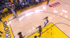 LaMarcus Aldridge, Klay Thompson and 1 other  Highlights from Golden State Warriors vs. San Antonio Spurs