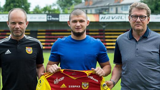 Гулиев перешел в тульский Арсенал. Контракт  на 2 года