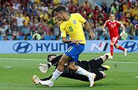 Неймар, ЧМ-2018, Сборная Бразилии по футболу, Филиппе Коутиньо