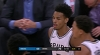 Rudy Gay with the great assist!