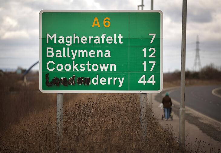«Дерри Сити» – единственный чемпион двух Ирландий (Северной и обычной). Клуб сменил адрес после жестких беспорядков