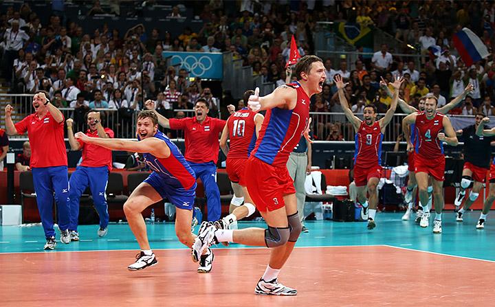 Сегодня Россия – Бразилия в волейболе. Давайте вспомним олимпийский финал 2012-го