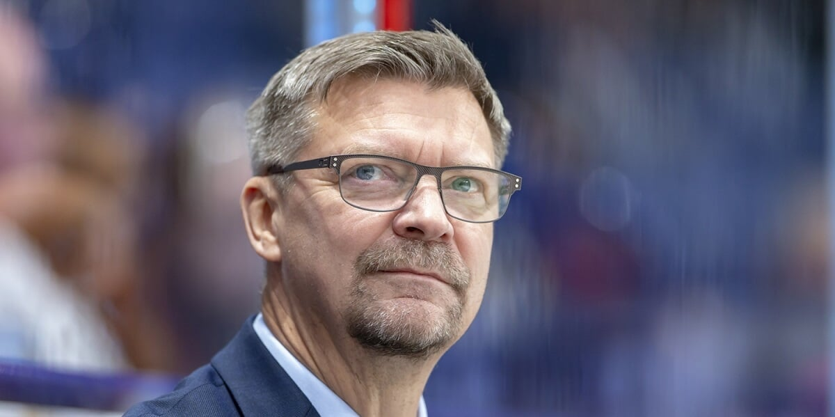 Ялонен продлил контракт со сборной Финляндии до 2023 года
