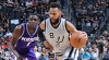 GAME RECAP: Spurs 118, Kings 102
