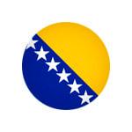 Bosnia-Herzegovina  - logo