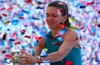 Симона Халеп, WTA, болельщики, Ролан Гаррос