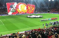 Спартак, Ливерпуль, Лига чемпионов, болельщики, фото