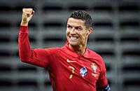 Криштиану Роналду, Сборная Португалии по футболу, Ювентус