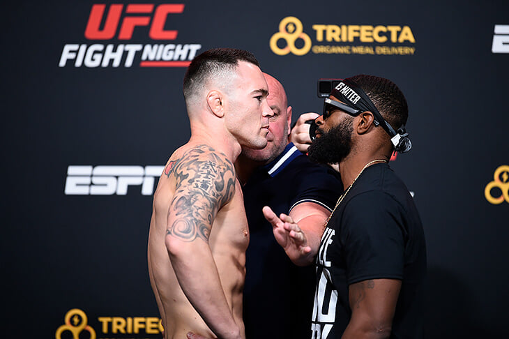 Ковингтон и Вудли зададут жару, а Хамзат Чимаев рвется в топ. Онлайн UFC Fight Night 178
