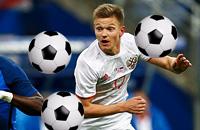 Найди мяч на фото! Тест Sports.ru