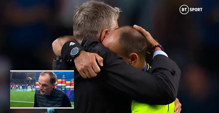 Скрытый герой финала – судья Матеу Лаос: устроил мини-перфоманс с Рюдигером, почти не ошибался, а после матча заплакал
