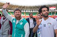Ливерпуль, Ахмат, ЧМ-2018, Рамзан Кадыров, Сборная Египта по футболу, Мохамед Салах