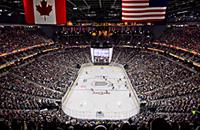 Вегас, Джеймс Нил, Дерик Энгелланд, НХЛ, видео, Аризона, болельщики