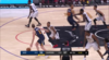 Donovan Mitchell with one of the day's best dunks