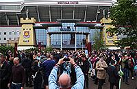 Вест Хэм, Болейн Граунд, премьер-лига Англия, болельщики, стадионы