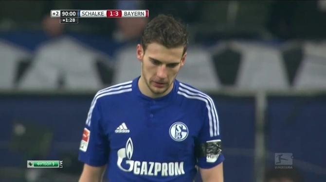 Бавария шальке 04 2- 0 видеообзор матча