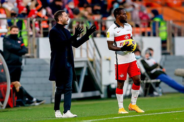 «Спартак» опять не выиграл: создали мало, тяжело доставляли мяч вперед, нужен новый Фернандо